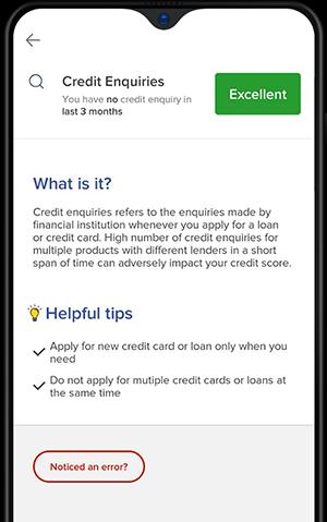 credit report 4