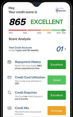 credit report 1